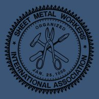 Sheet Metal Workers International Association badge
