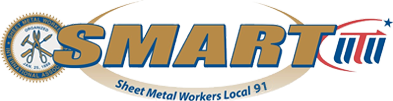 Sheet Metal Workers Union logo